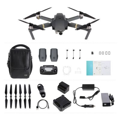 Flycam DJI Mavic Pro Fly More Combo