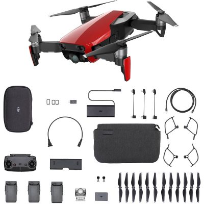 DJI Mavic Air Combo Red (Đỏ)