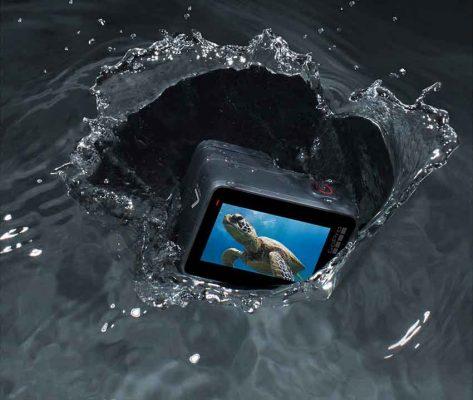 Đánh giá khả năng chống nước của GoPro Hero 7 Black