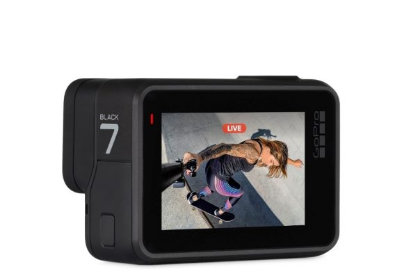 GoPro Hero 7 Black Livestream