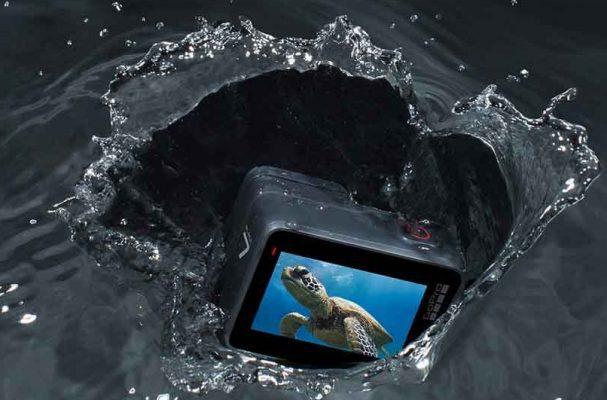 Đánh giá khả năng chống nước trên GoPro Hero 7 Silver