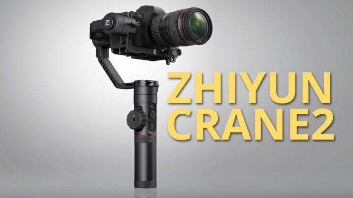 Gimbal chống rung Zhiyun Crane 2