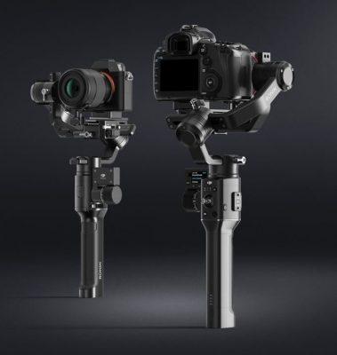 Gimbal DJI Ronin-S cho máy ảnh DSLRMirrorless