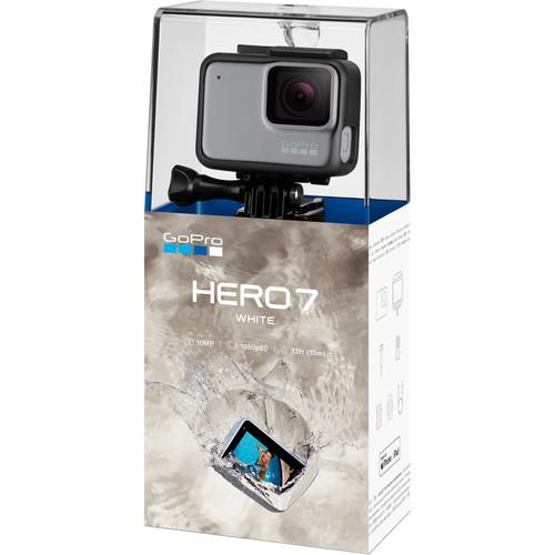Máy Quay Gopro Hero 7 White (Chính hãng FPT)