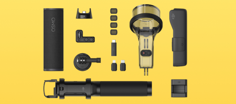 DJI Osmo Pocket - Chính hãng, Giá tốt - máy quay bỏ túi nhỏ nhất thế giới