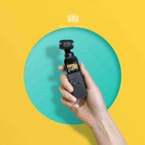 DJI Osmo Pocket - Chính hãng, Giá tốt