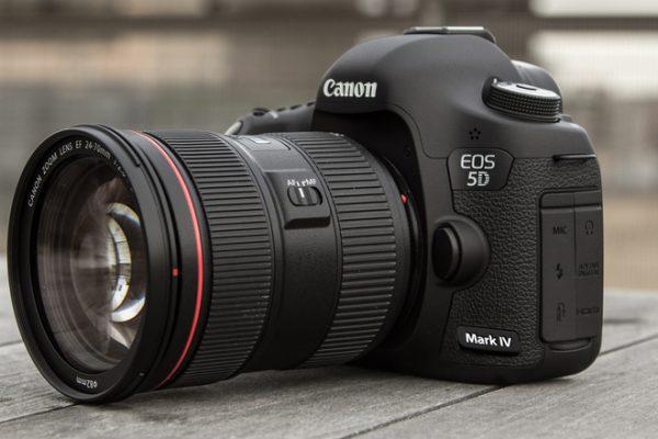 Canon EOS 5D Mark IV Body (Chính hãng)