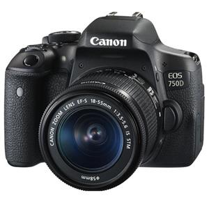 CANON EOS 750D KIT EF S18-55 IS STM