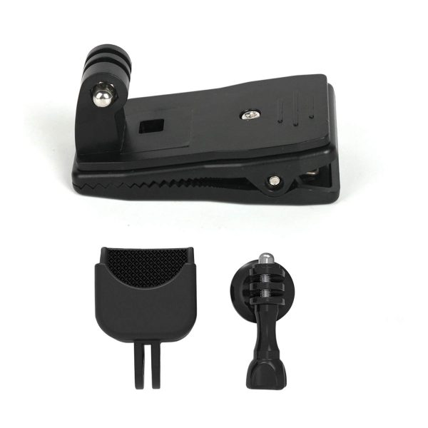 Adapter 14 + Kẹp balo xoay 360 độ for OSMO POCKET