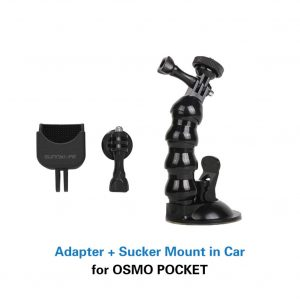 Adapter 14 - Ngàm gắn ô tô for Osmo Pocket