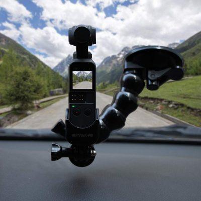 Adapter 14 - Ngàm gắn ô tô for Osmo Pocket
