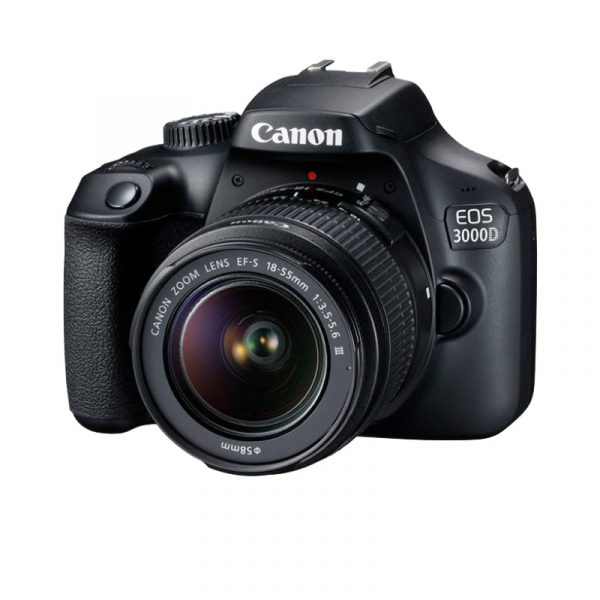 CANON EOS 3000D KIT 18-55MM F3.5-5.6 III