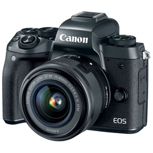 CANON EOS M5 KIT 15-45MM F/3.5-6.3 IS STM