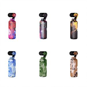 Phụ kiện PYGTECH - Skin DJI Osmo Pocket (Colourful Set Camouflage Set)