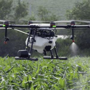 DJI AGRAS MG-1P - Máy bay phun thuốc hiện đại nhất thế giới