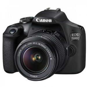 CANON EOS 1500D KIT 18-55MM F3.5-5.6 IS II