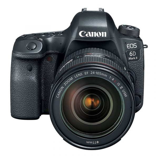 CANON EOS 6D MARK II + EF 24-105 F4L IS USM