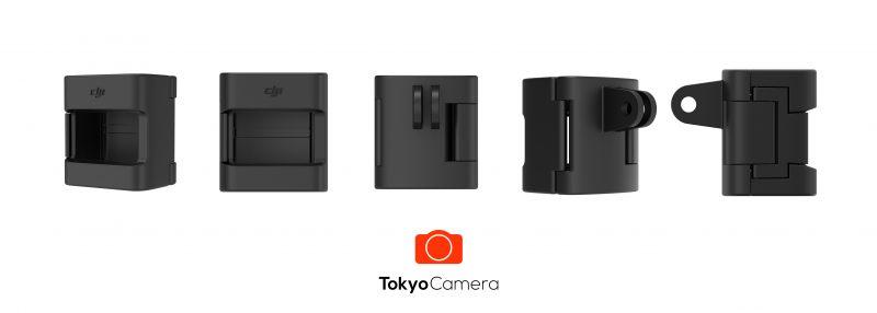 Giá kẹp cho Osmo Pocket