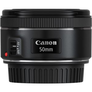 Canon 50mm f/1.8 STM