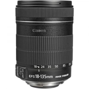 Canon EF-S 18-135mm f/3.5-5.6 IS (Hàng cũ)