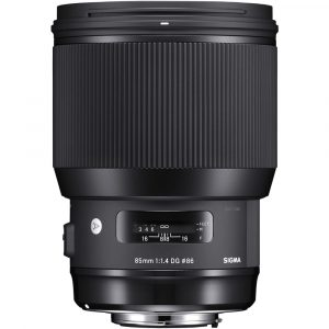 Sigma 85mm f/1.4 DG HSM Art for Canon (Hàng cũ)