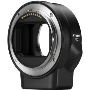 Nikon Z6 + Ngàm FTZ (Body - Chính hãng VIC)