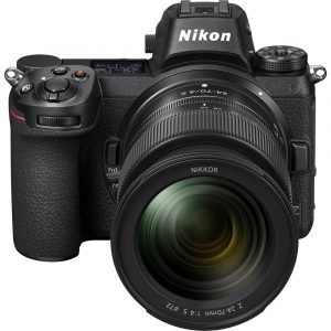 Nikon Z7 Kit Z 24-70mm f/4 S (Chính hãng VIC)