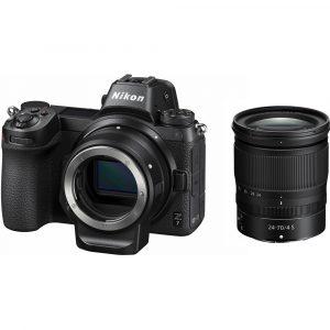 Nikon Z7 Kit Z 24-70mm f/4 S + Ngàm chuyển FTZ (Chính hãng VIC)