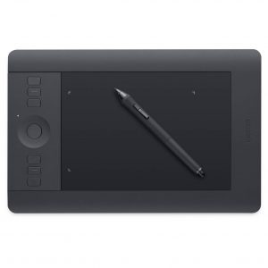 Wacom Intuos Pro Pen & Touch Small (PTH-451/K1-CX)