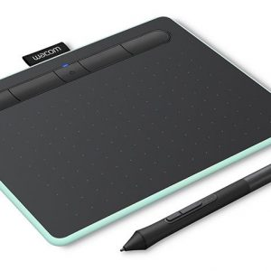 Wacom Intuos, Medium Bluetooth - Pistachio (CTL-6100WL/E0-CX)