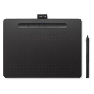 Wacom Intuos, Medium Bluetooth - Black (CTL-6100WL/K0-CX)Wacom Intuos, Medium Bluetooth - Black (CTL-6100WL/K0-CX)