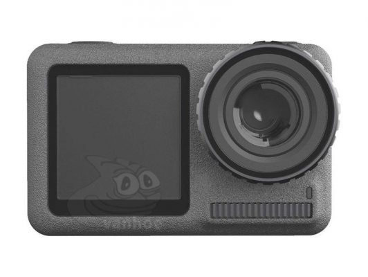Rò rỉ hình ảnh và thông số kỹ thuật của Action Camera (cảm biến 12MP 1 / 2.3,, video 4K60p)