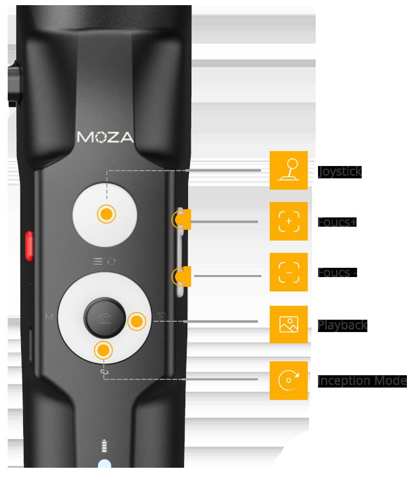 Moza Mini-S for Smartphone