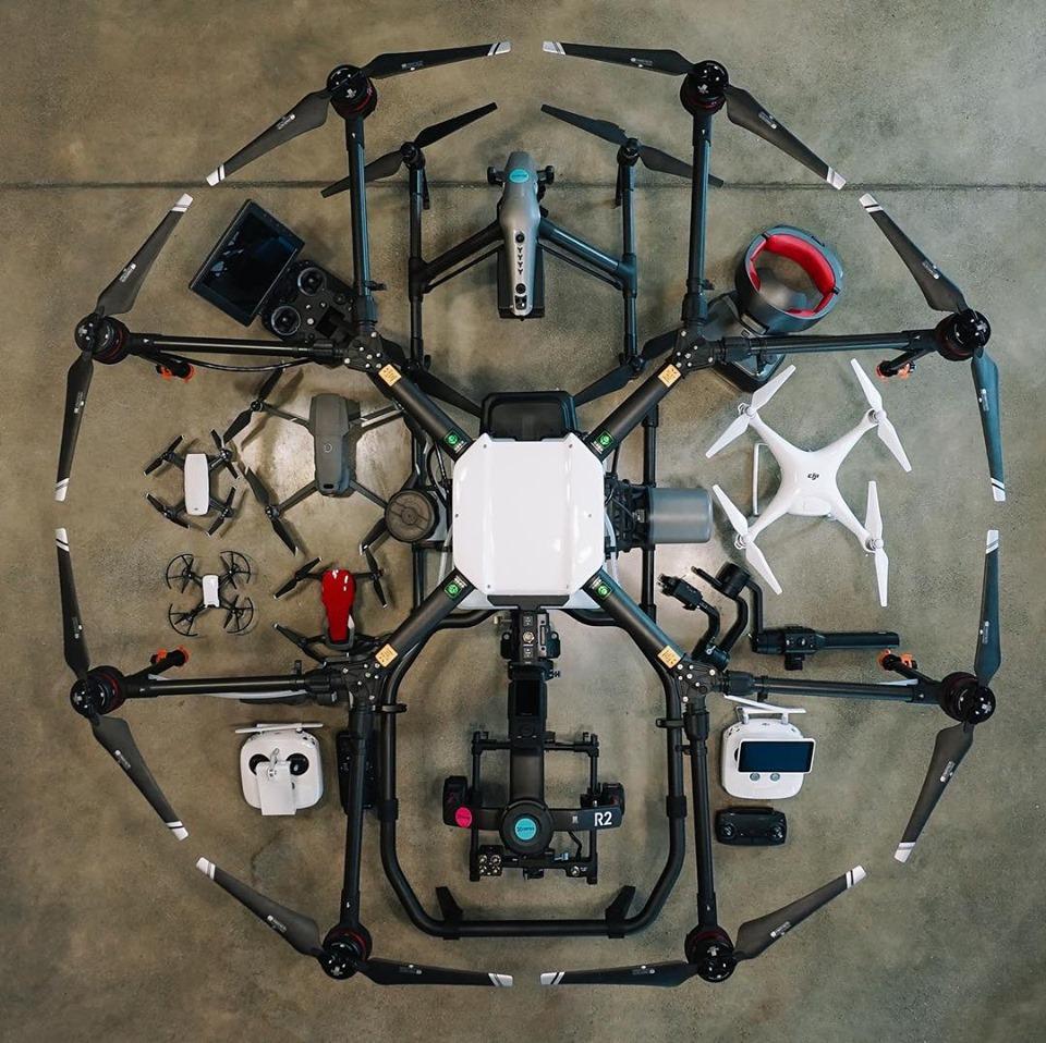 Dịch vụ xin cấp phép bay Flycam Drone