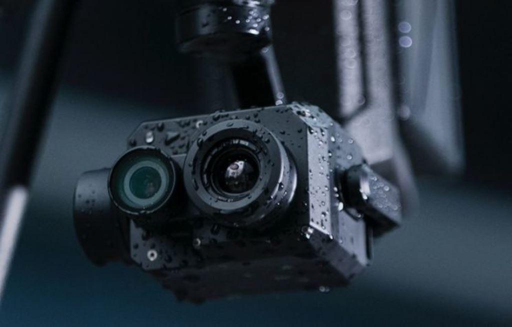 Camera ZENMUSE XT2 – 9Hz Camera 19mm