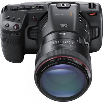Blackmagic Design Pocket Cinema Camera 6K (Canon EF) (Chính hãng)