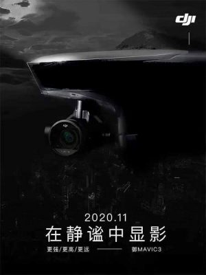 DJI sắp ra mắt sản phẩm mới: Mavic Mini 2 hay Mavic 3 ???