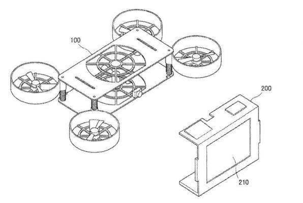 Sony hé lộ về flycam đầu tiên với tên gọi Airpeak