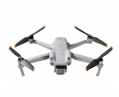 DJI Air 2S - in DJI Tokyocamera