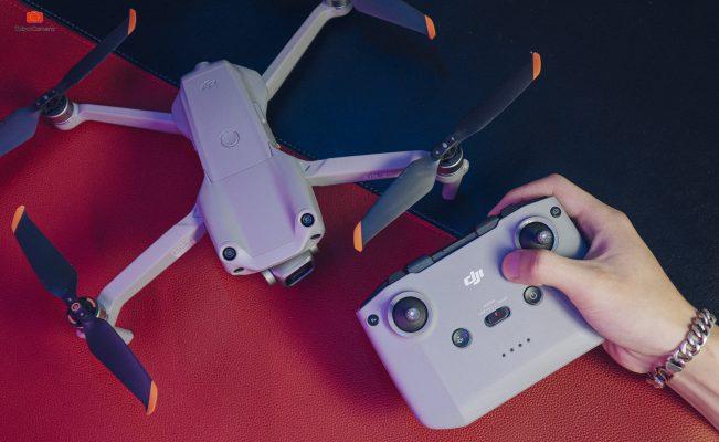 DJI Air 2S - make in TokyoCamera