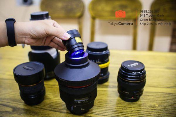 mốc lens, máy cách xử lý - tokyocamera