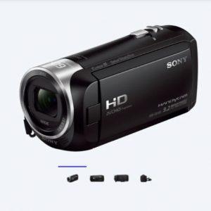 Handycam CX405 toyocamera