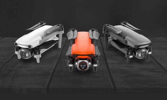Dòng máy bay không người lái tầm trung của Autel - EVO Lite chính thức ra mắt